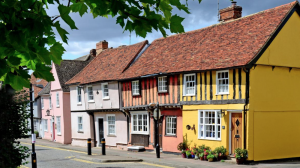best places to live Saffron Walden