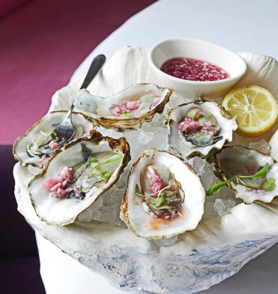 Alec's oysters Ongar