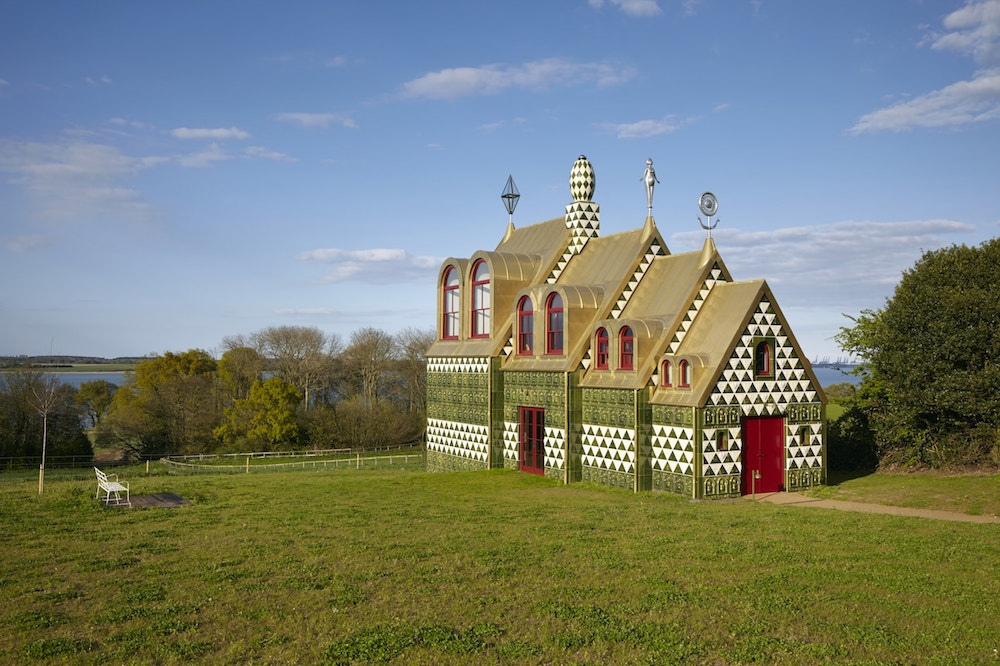 Grayson Perry House for Essex