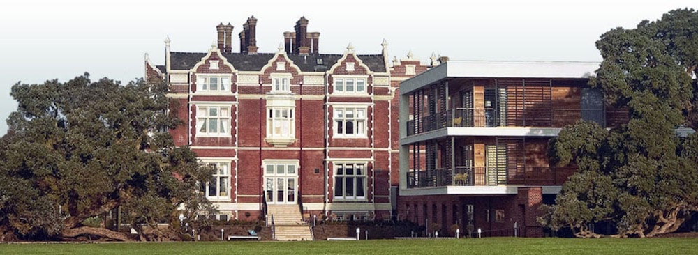 Wivenhoe House hotel Essex