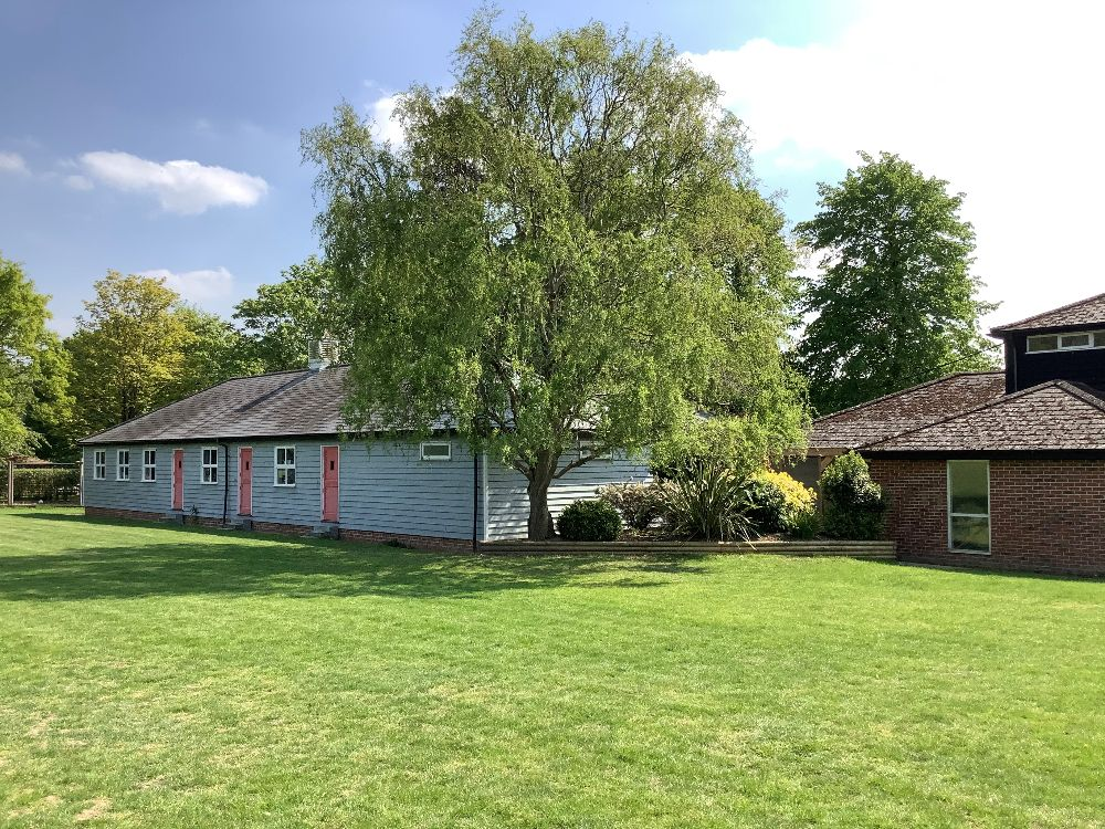 The grounds at St Margaret's Prep School Gosfield