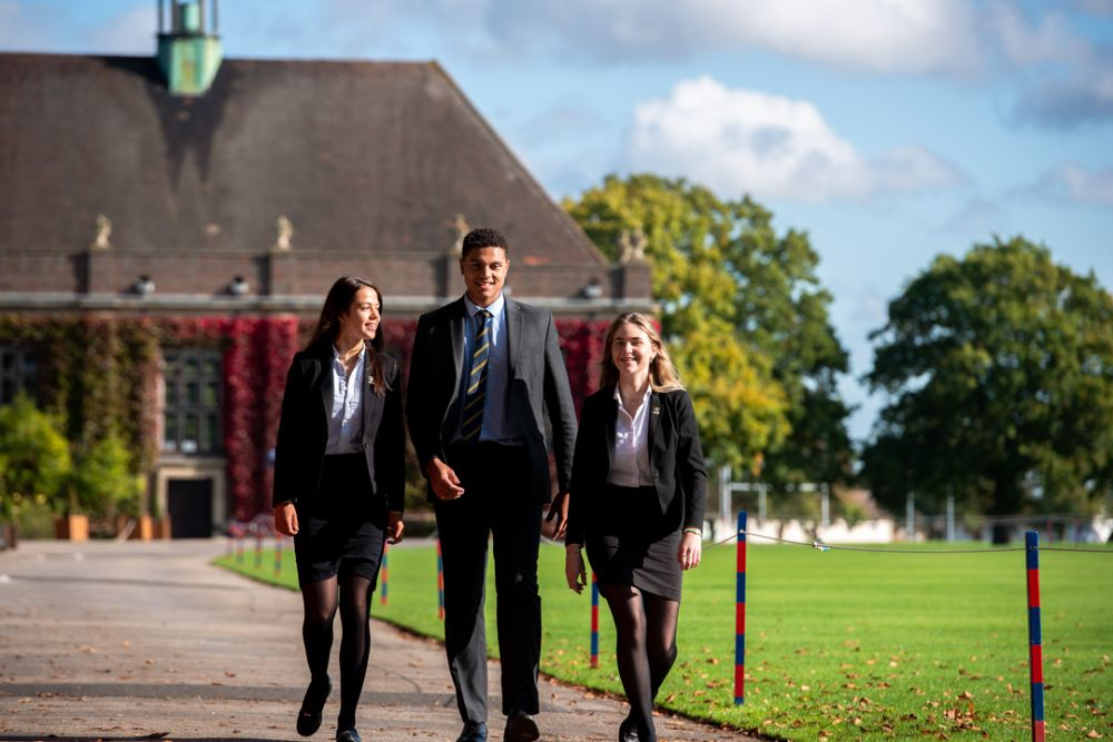 Sixth Form at Felsted
